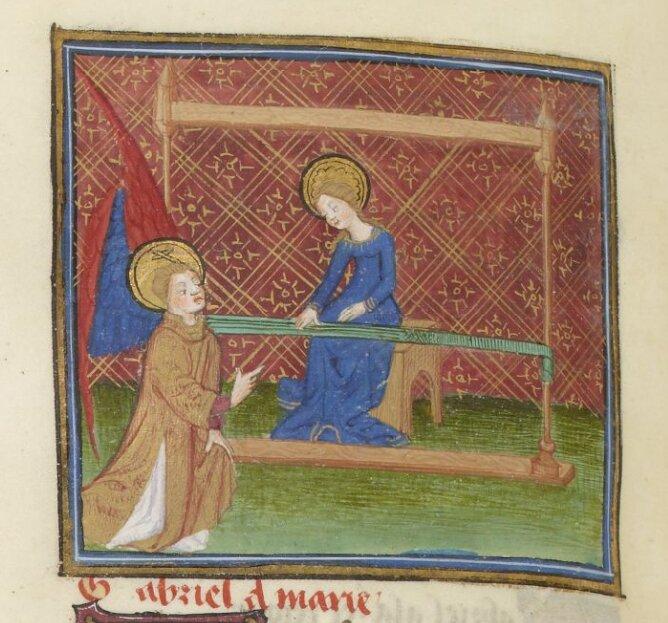 BNF Fr. 376 fol 166v Bibliothèque nationale de France