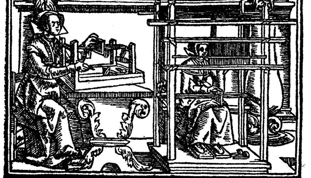 Il Burato : libro de recami 1519-38