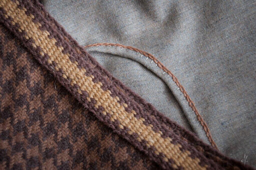 details of my Slavic garb | nigdziekolwiek.com