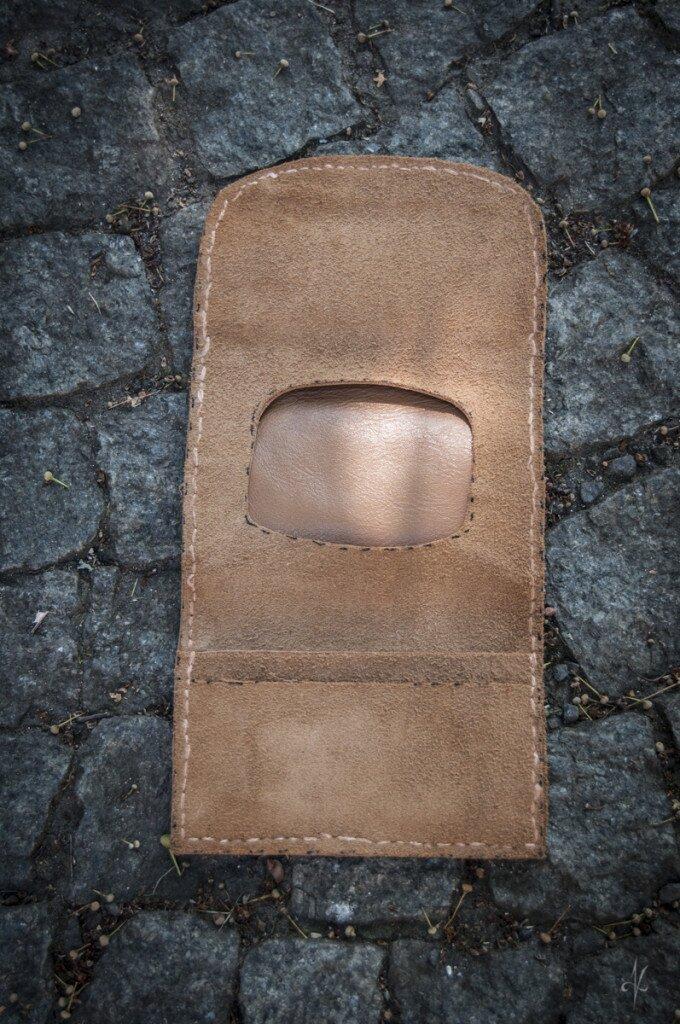 Birka wrap pouch by Nigdziekolwiek | nigdziekolwiek.com
