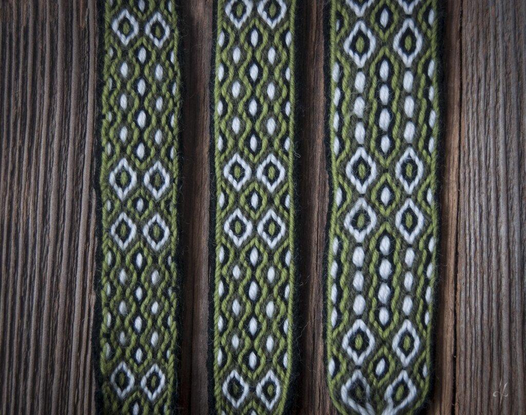 Green belts by Anna Grzelak | nigdziekolwiek.com